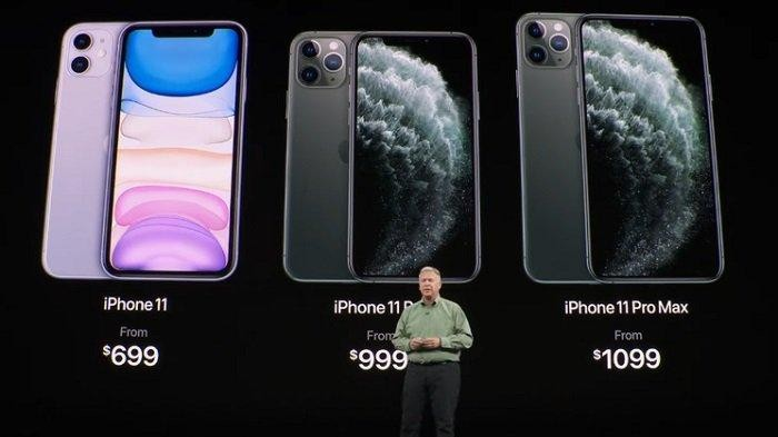 Review iPhone 11, Flagship \