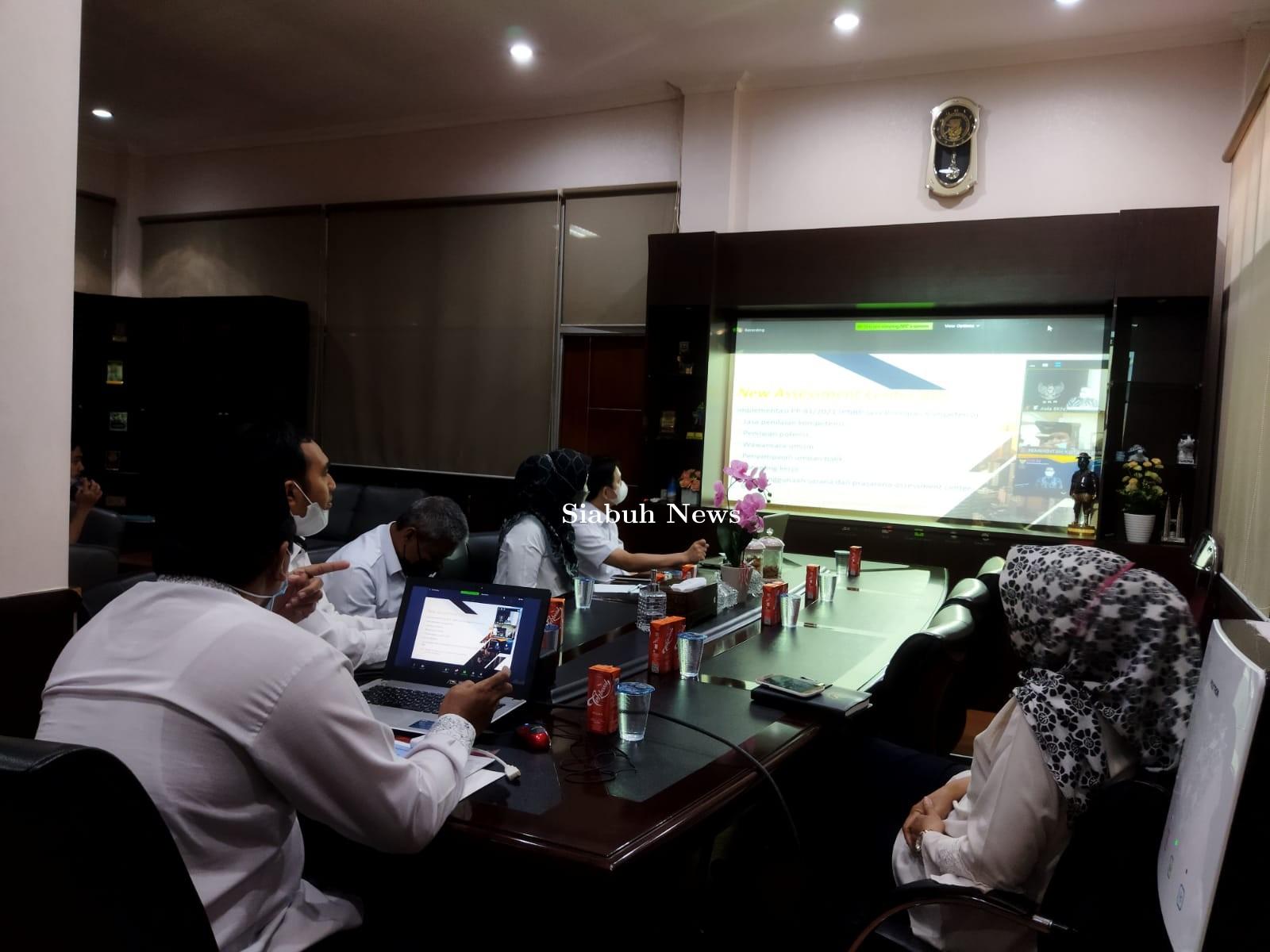 Kembali Ukir Prestasi, BKPSDM Palembang Jadi Instansi Pertama yang Berhasil Wujudkan Assesment Centr
