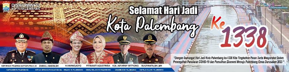 Banner Puasa Pemerintah Kota Palembang